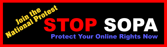 STOP SOPA - Protect your Online Rights Now